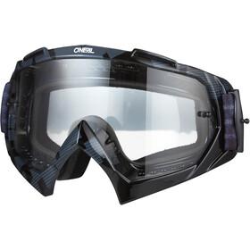 O'Neal B-10 Goggles schwarz/weiß